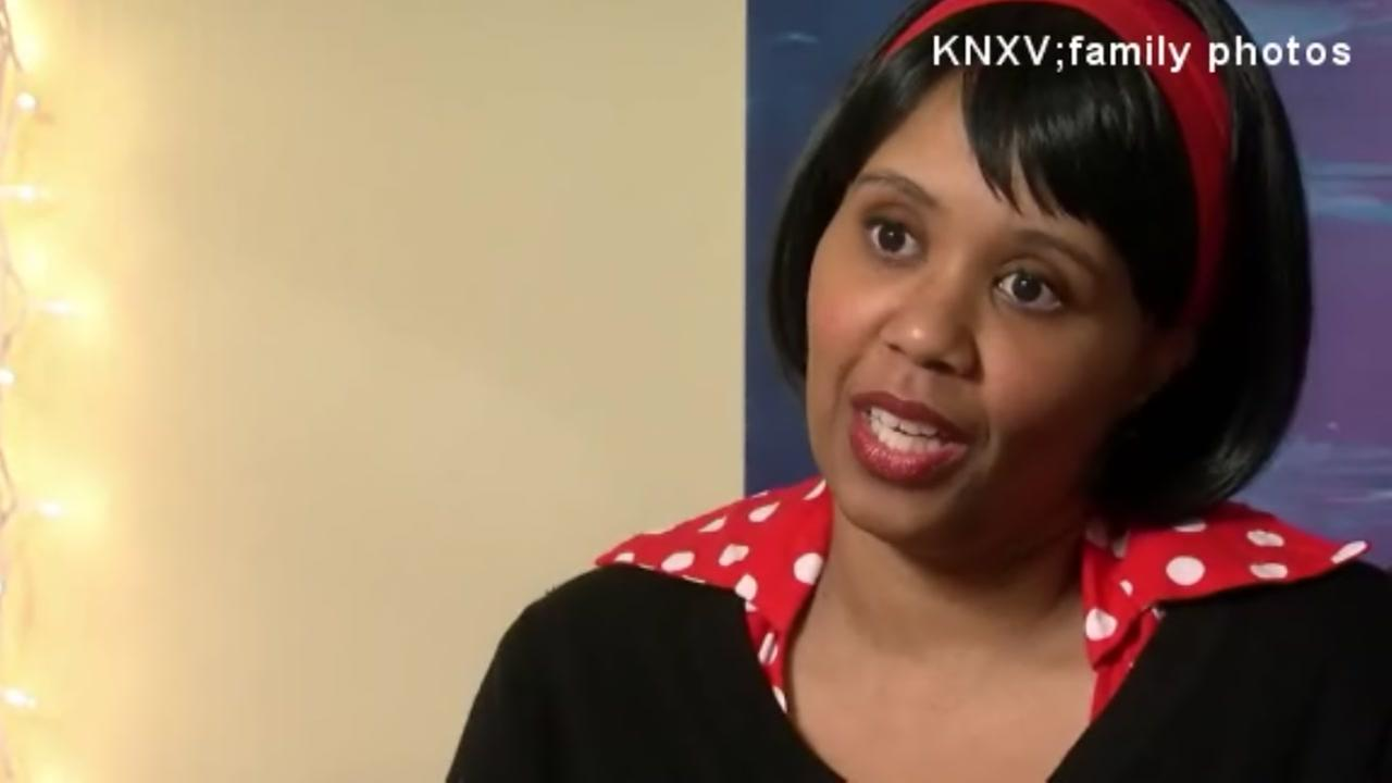 Former Texas beauty queen wakes with British accent