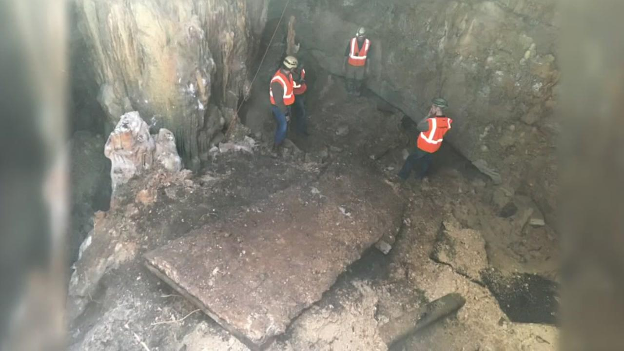 Cave found above Austin neighborhood larger than engineers believed