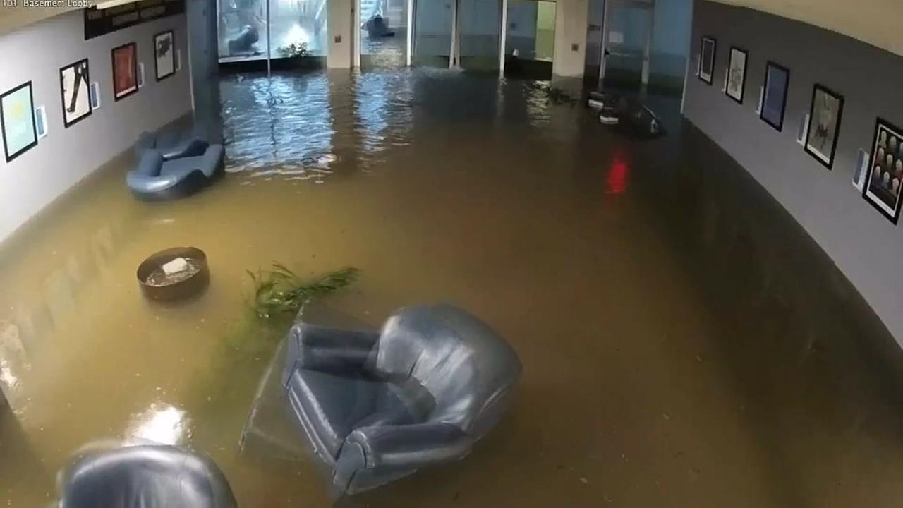 Jewish community center recovers after Harvey flooding