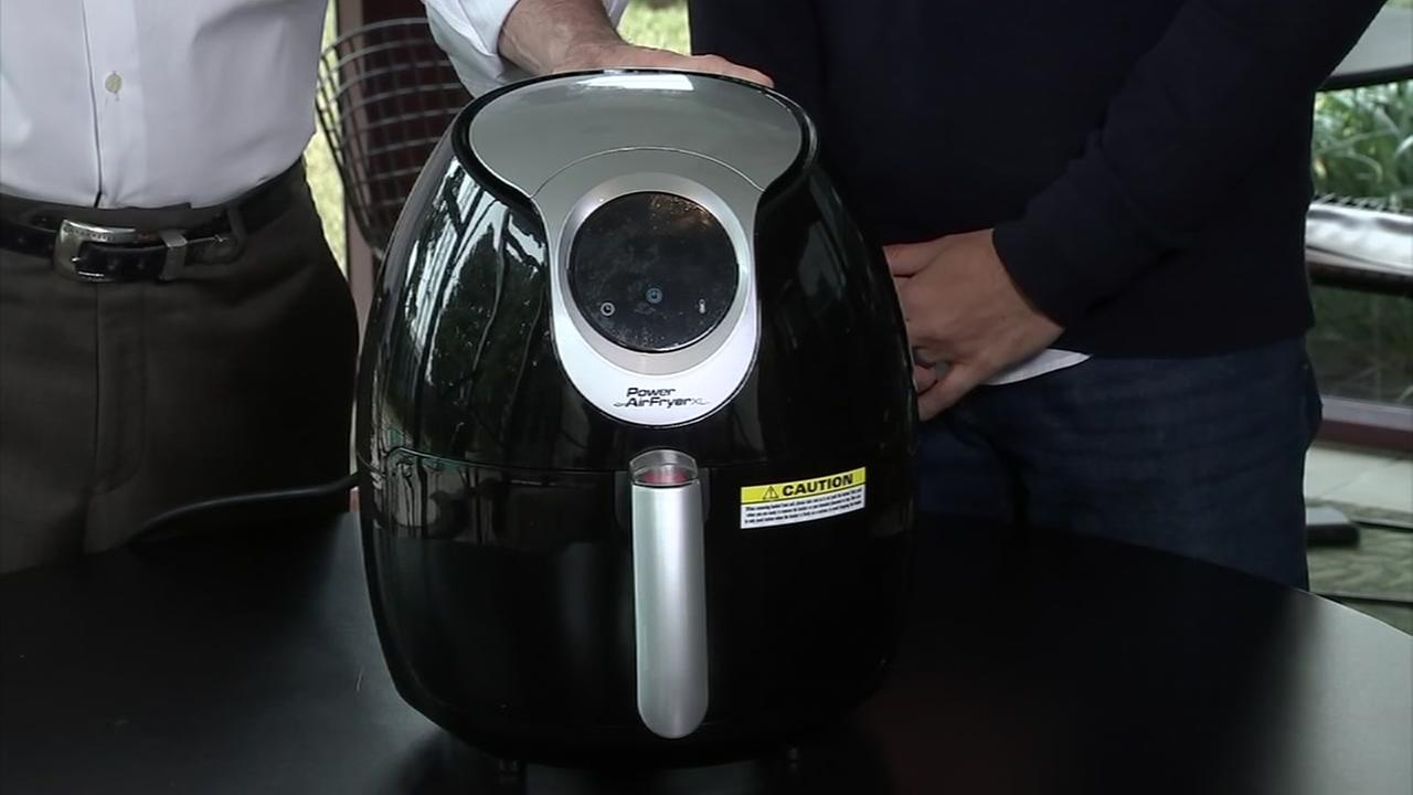 Air Fryer: The healthier, easier and faster way of frying food