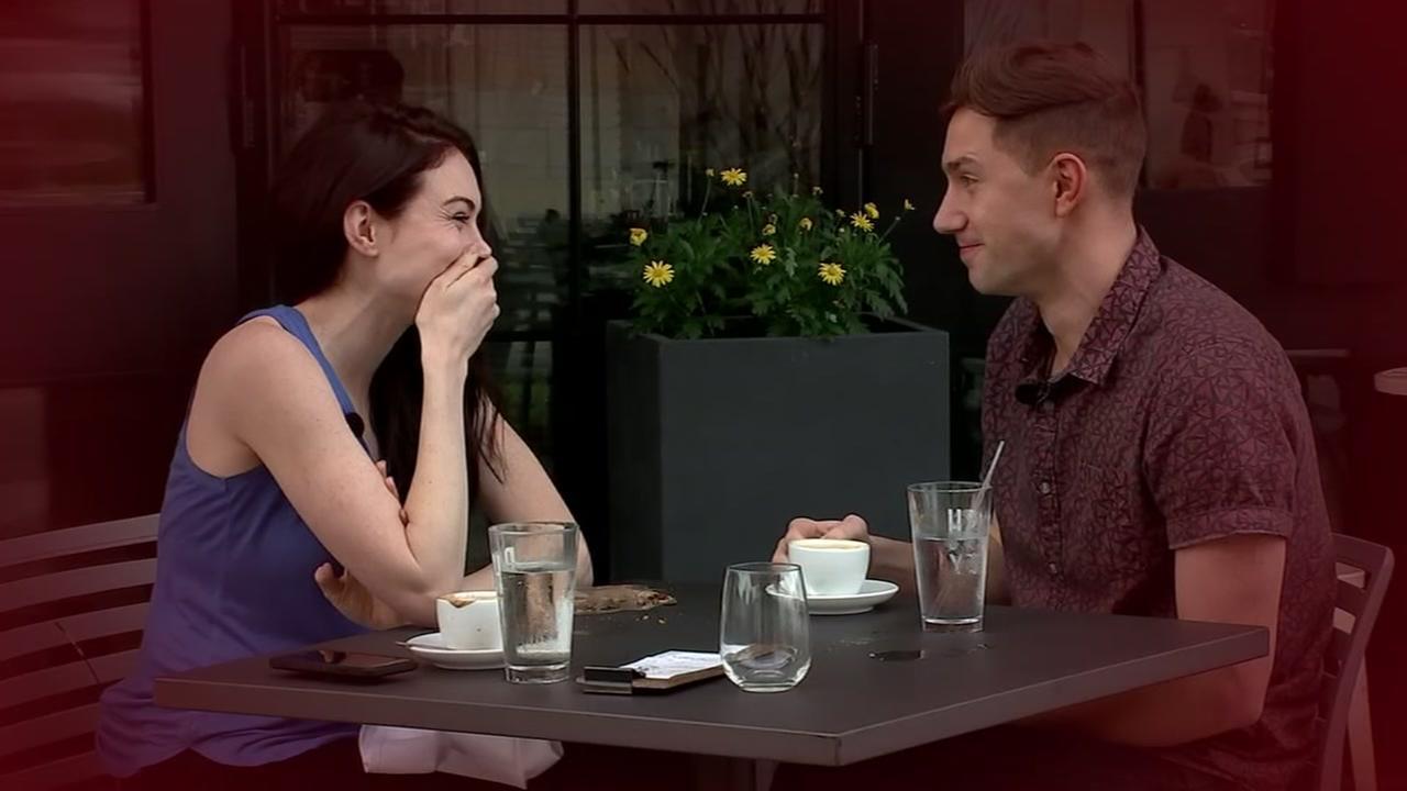Breaking down dating body language 101
