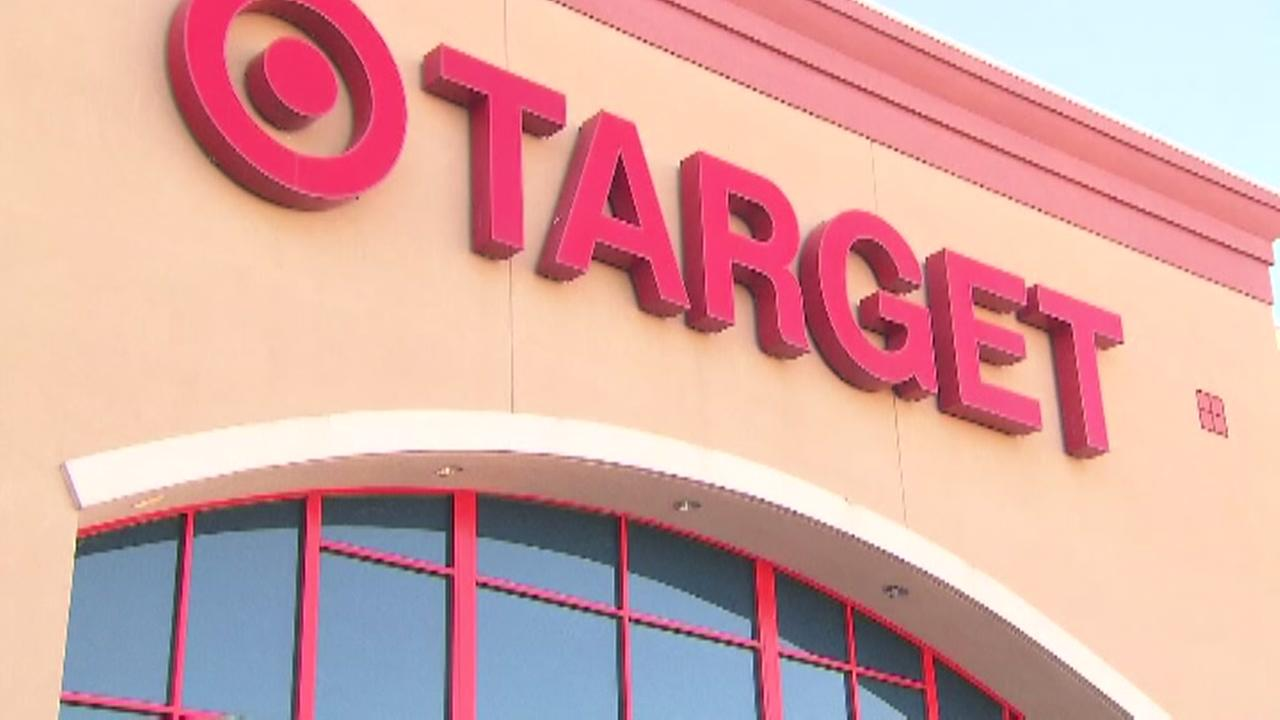 Target same-day delivery in Houston