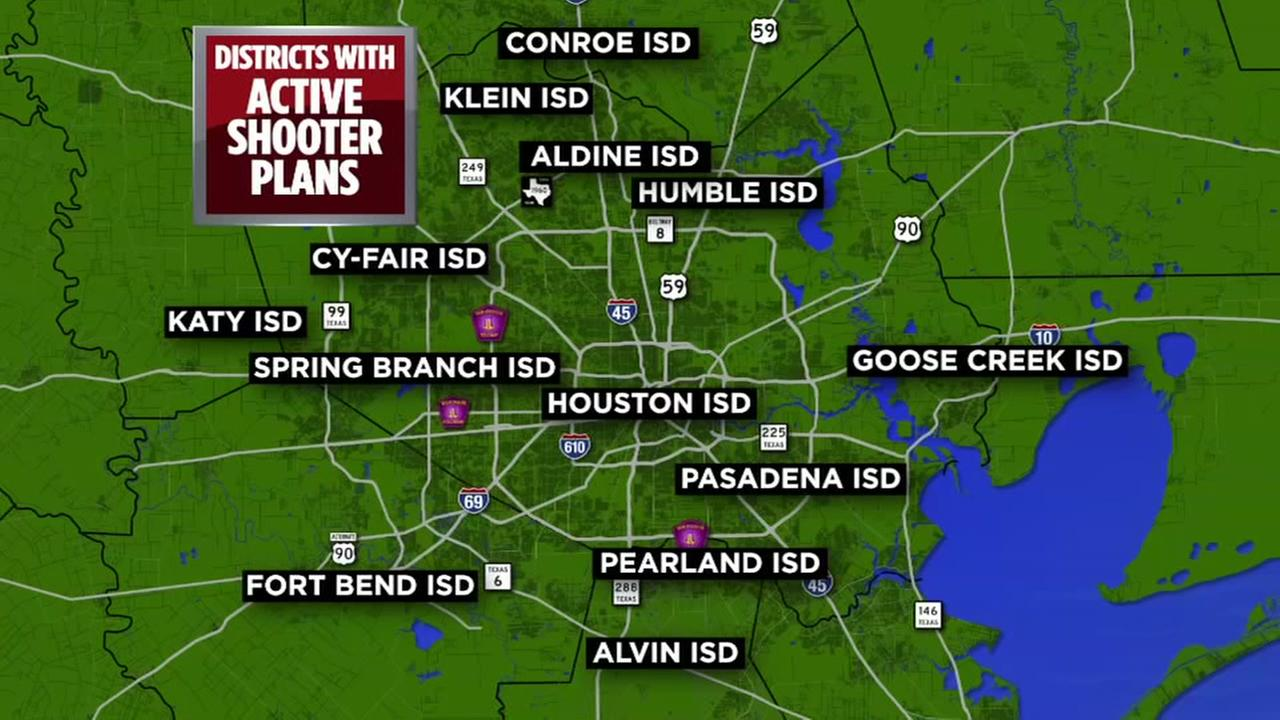 Active shooter plans