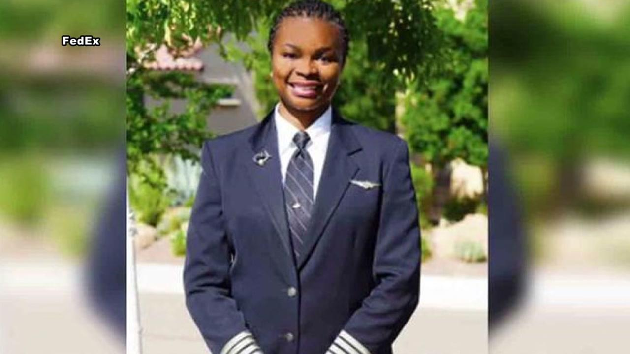 First black female pilot for FedEx reflects on journey