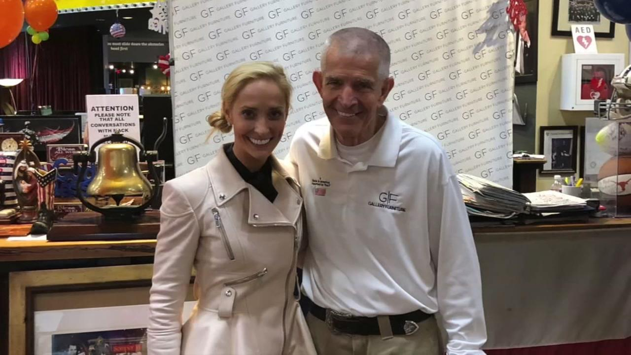 After overcoming sever OCD, Mattress Macks daughter helps those struggling with mental health
