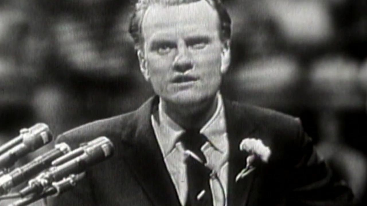 Remembering Rev. Billy Graham