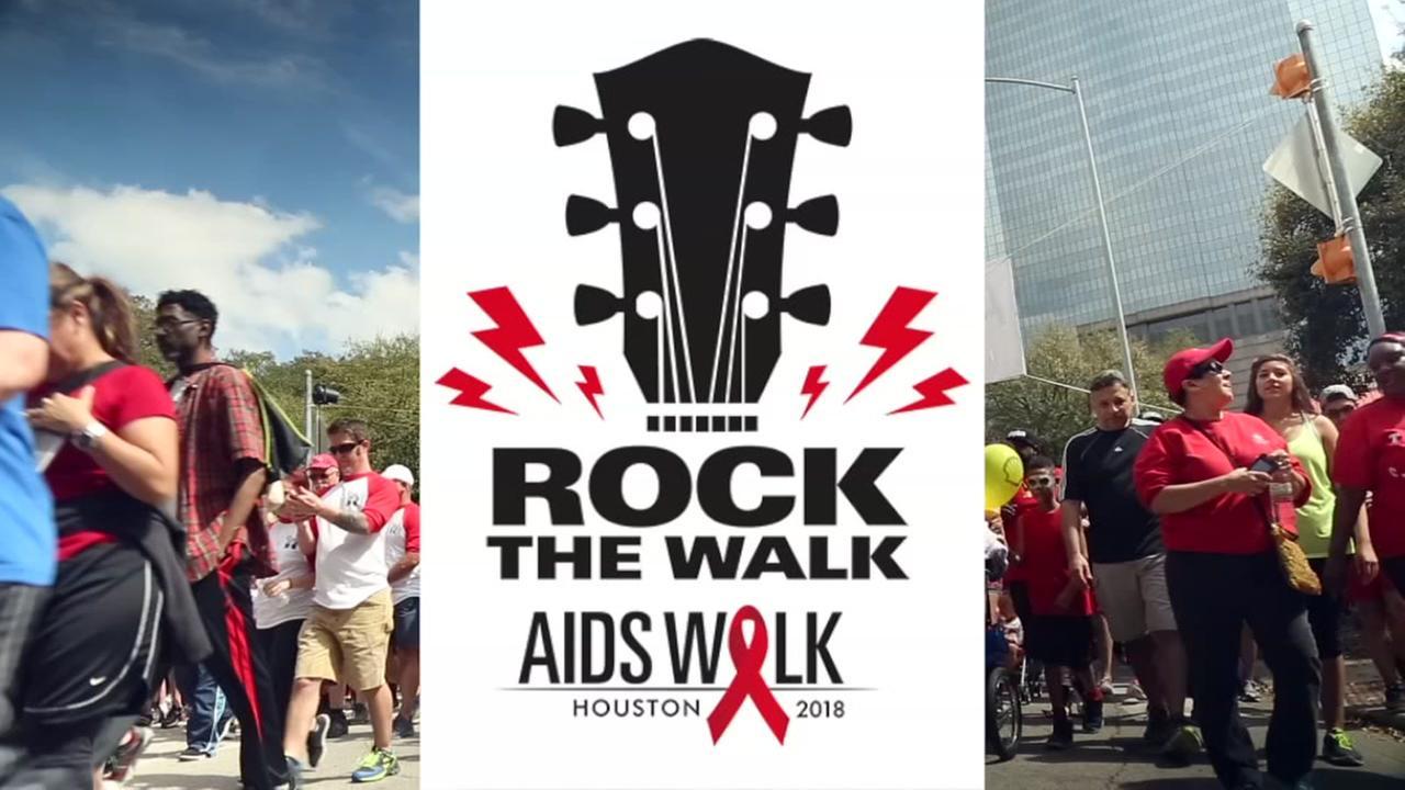 AIDS Walk Houston 2018