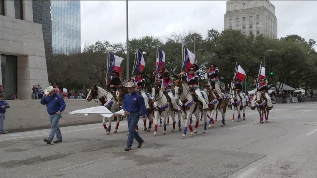 2018 Rodeo Parade