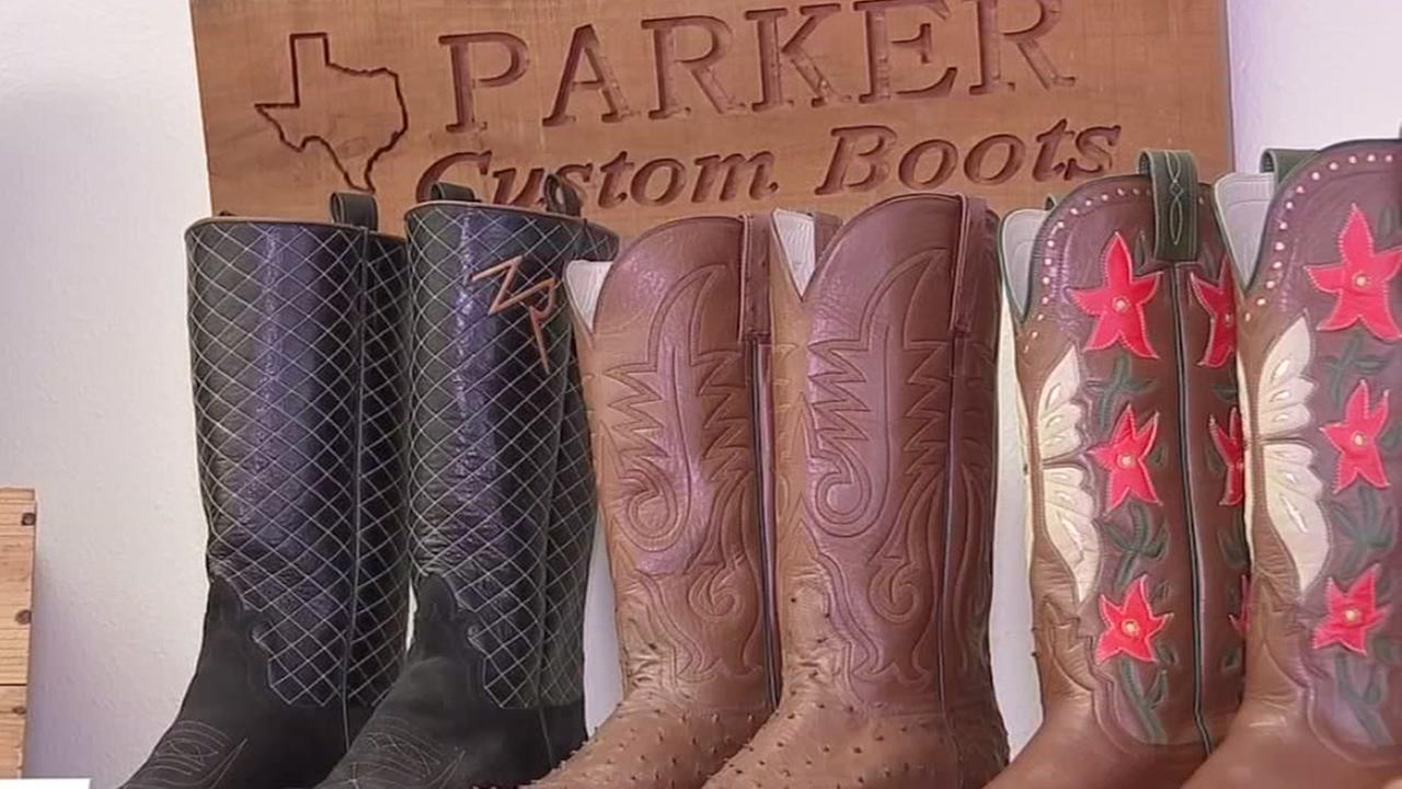 Custom boots