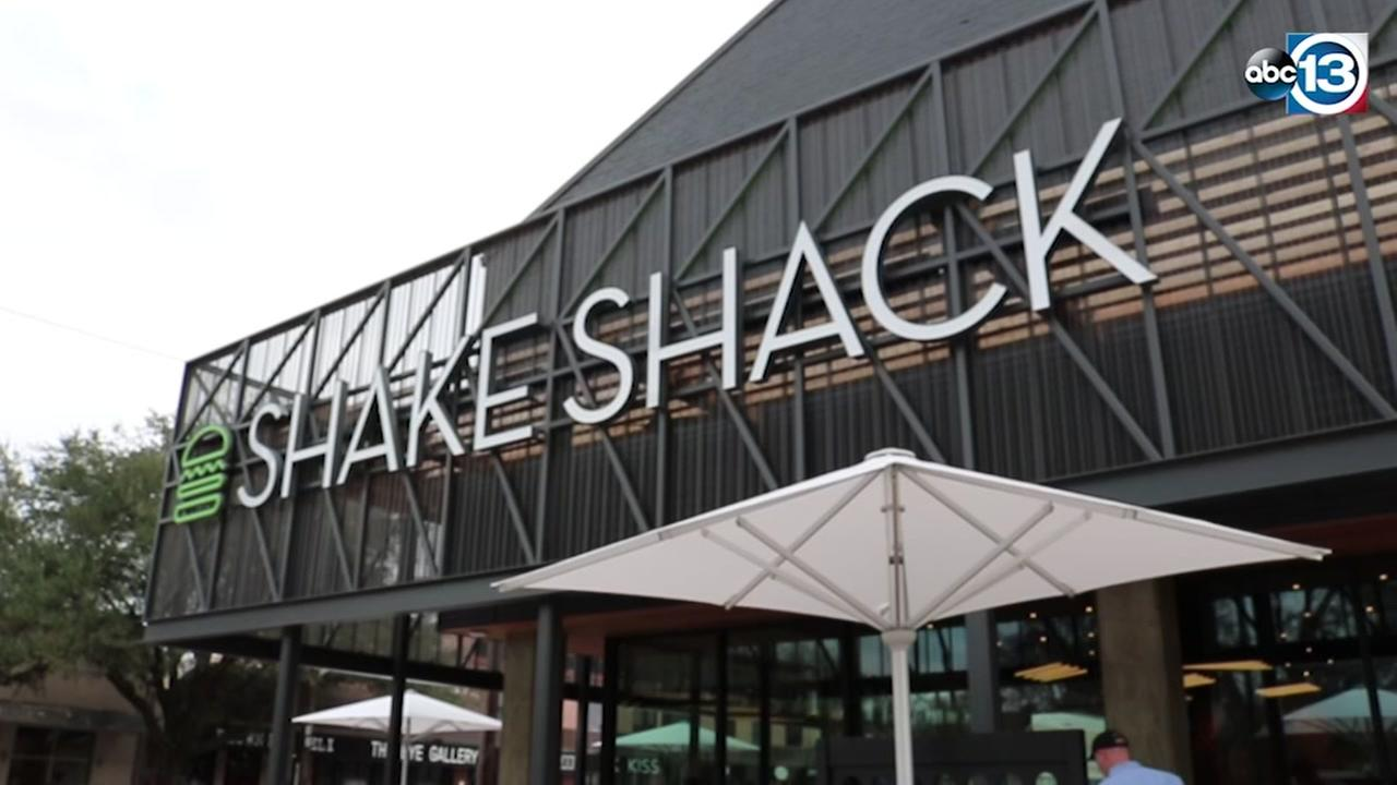 Check out the new Shack Shack opening in Rice Village