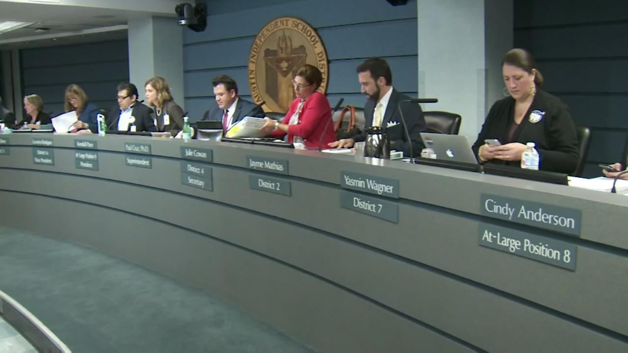 Austin ISD votes to rename schools