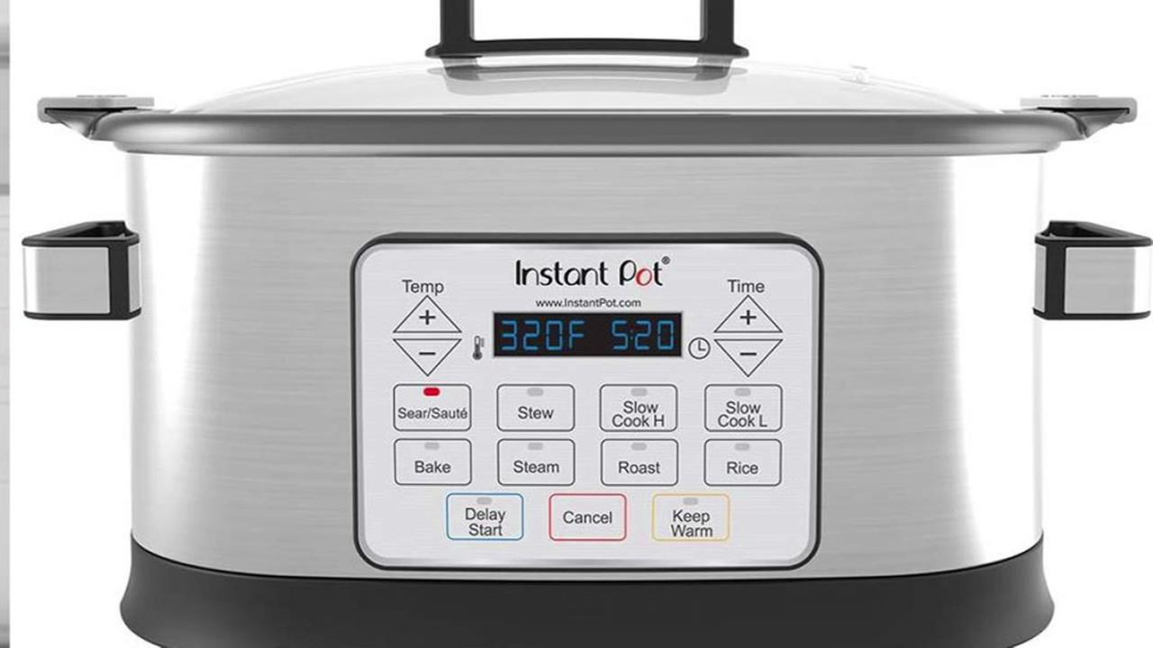 Instant Pot models recalled for fire hazard