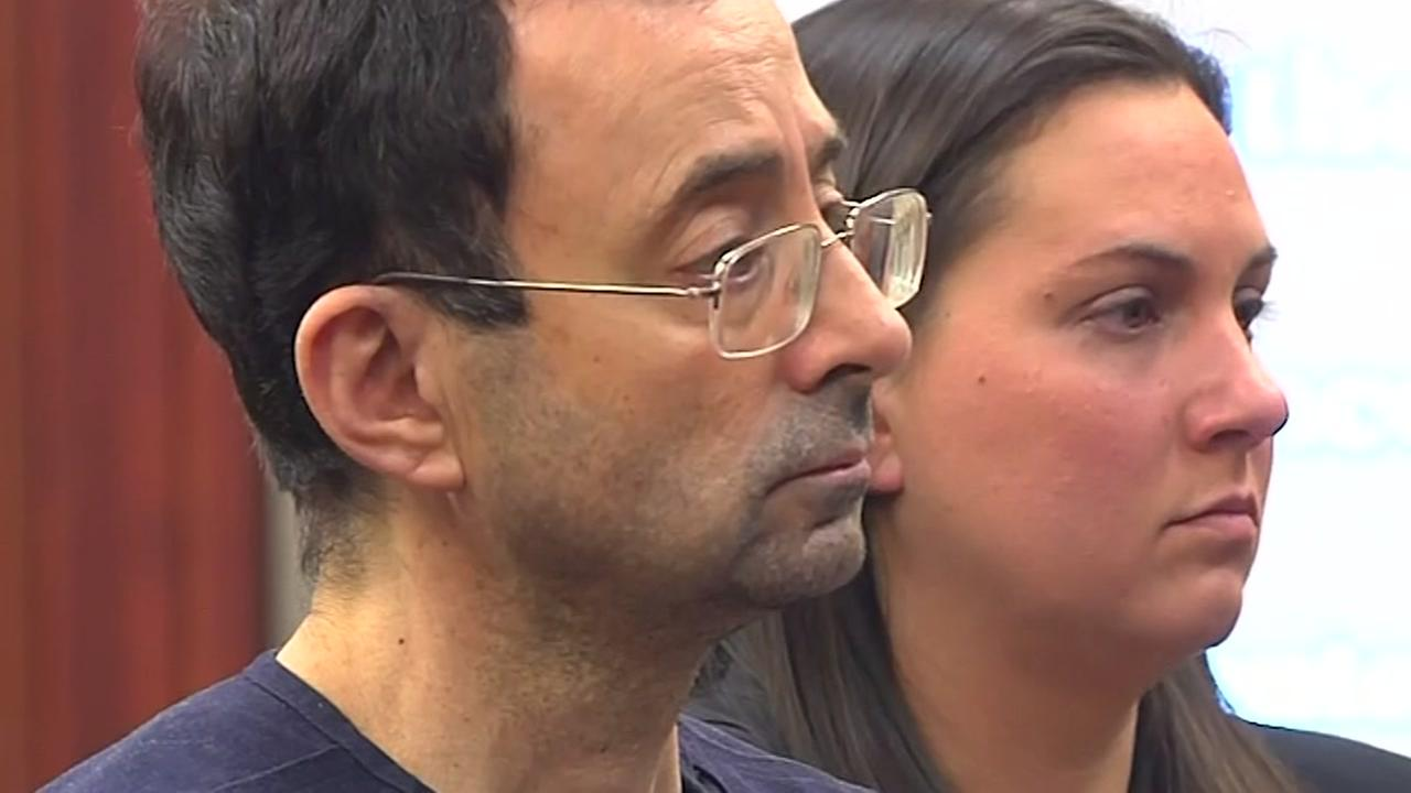 Male gymnast joins list of Nassar accusers