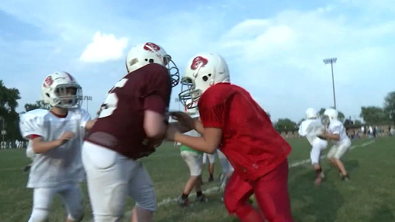 Push to stop tackle football for young players