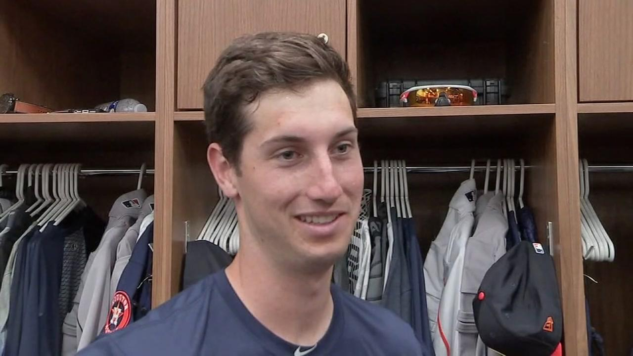 Astros prospect Kyle Tucker finding success at spring training