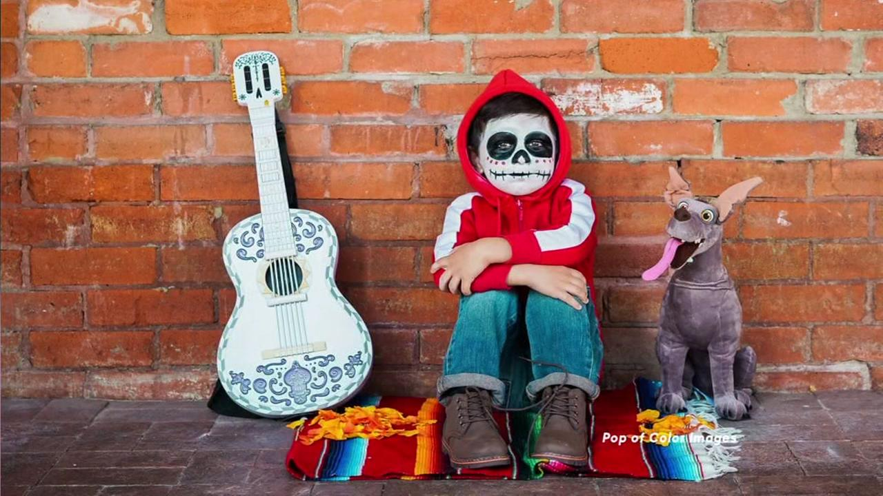 3-year-old Texas boy channels Miguel in Coco photo shoot