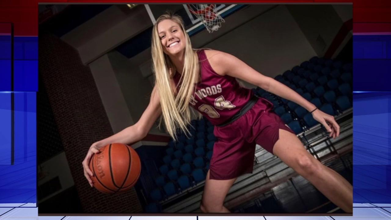Cy Woods Cate Reese notches all-American designation while living with diabetes