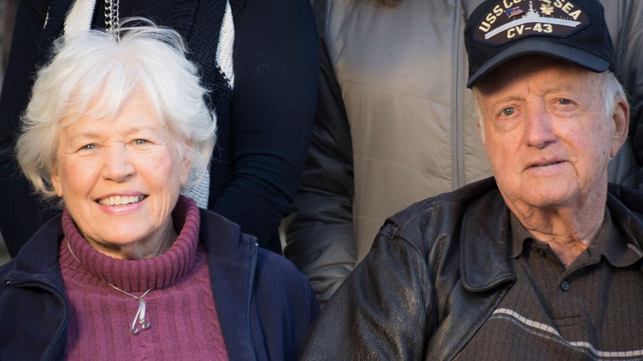 Don and Reta Rentz