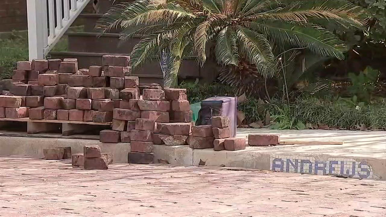 Historic Freedmens Town bricks return to Houstons Fourth Ward