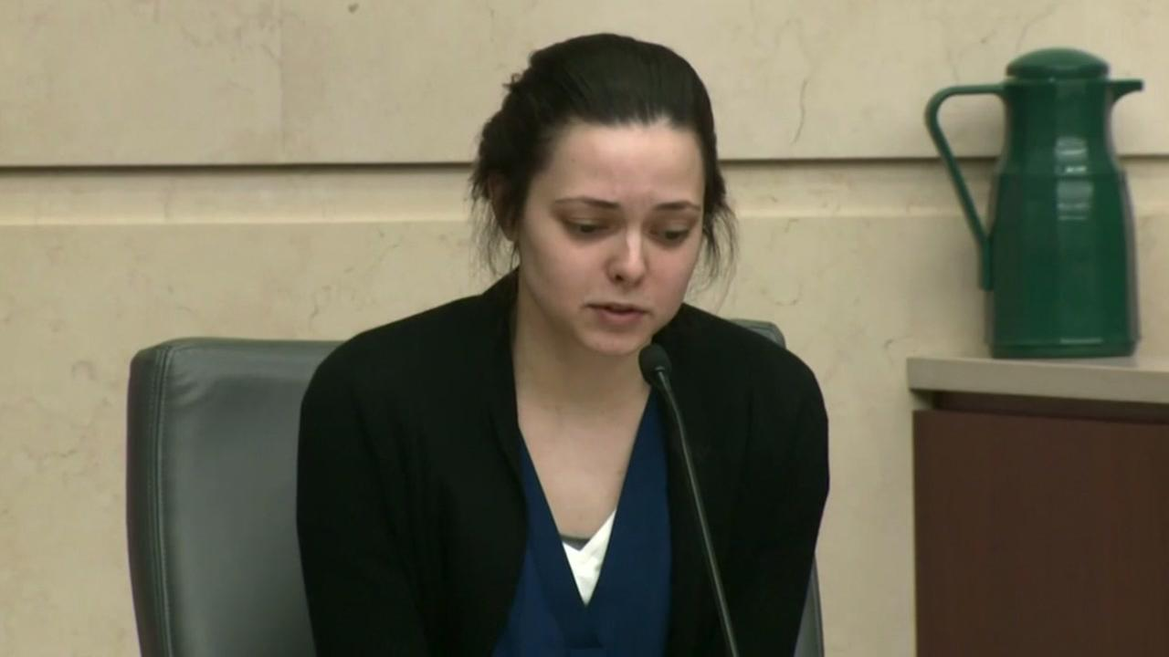 Former Texas State student testifies in deadly crash