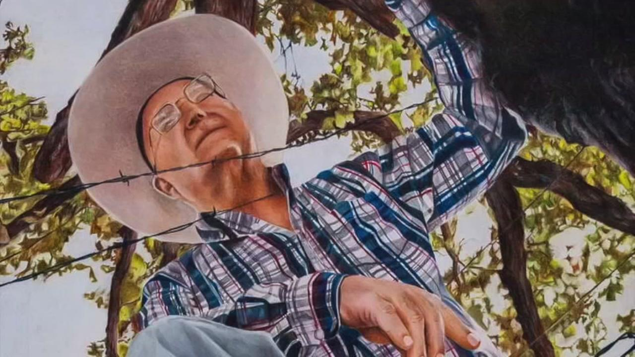Rodeo art winners 2018