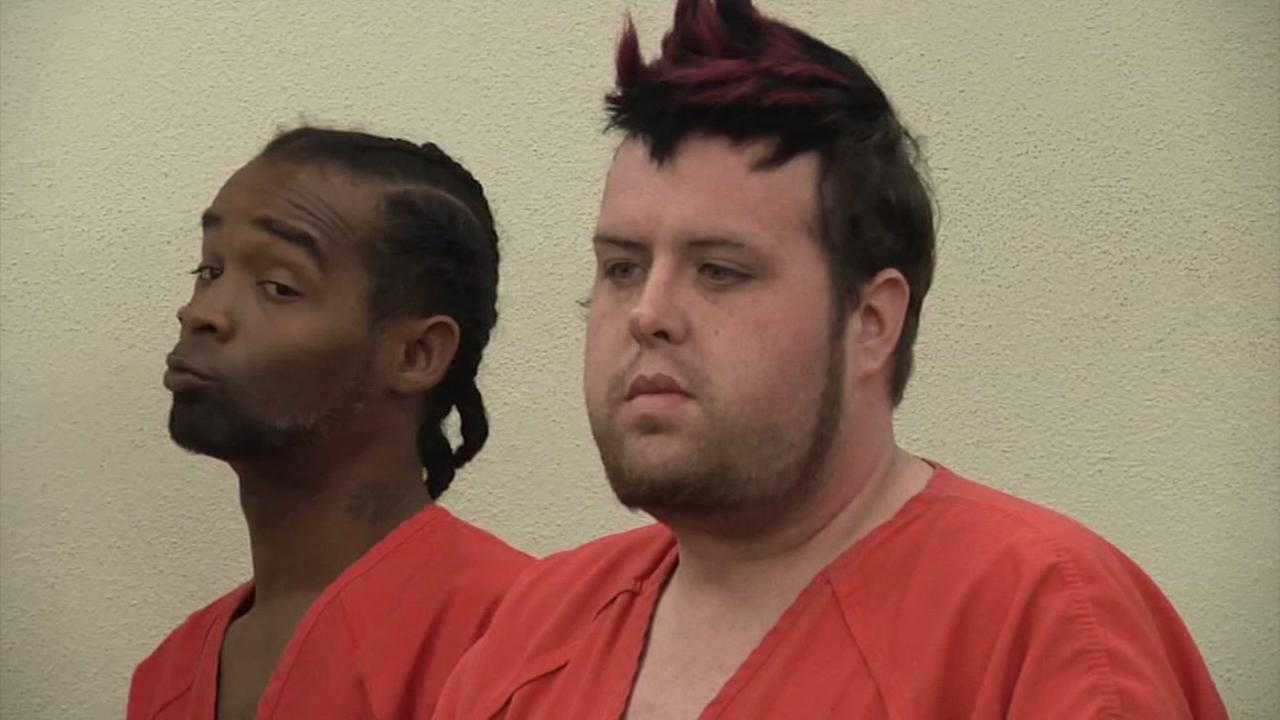 Burglary suspects try to start fire with spaghetti sauce