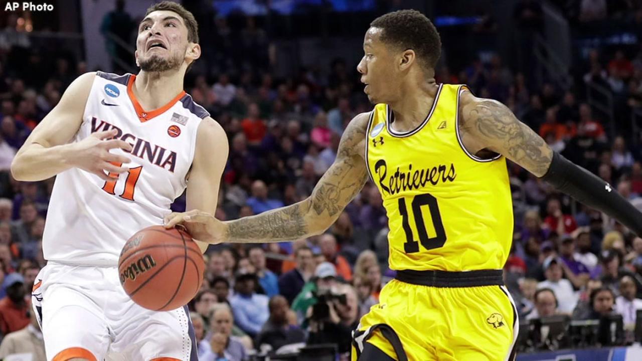 IT WASNT EVEN CLOSE: UMBC stuns Virginia in NCAA Tournament