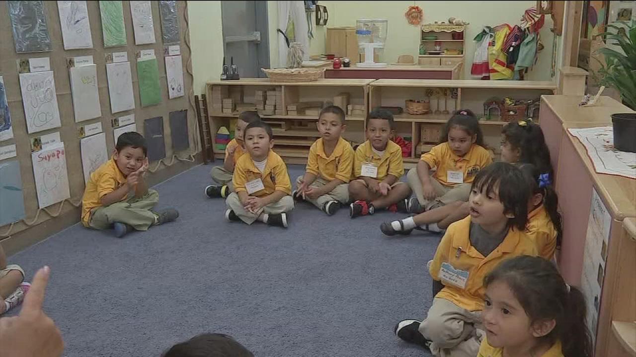 Charter school helping Hispanic kids stay in school