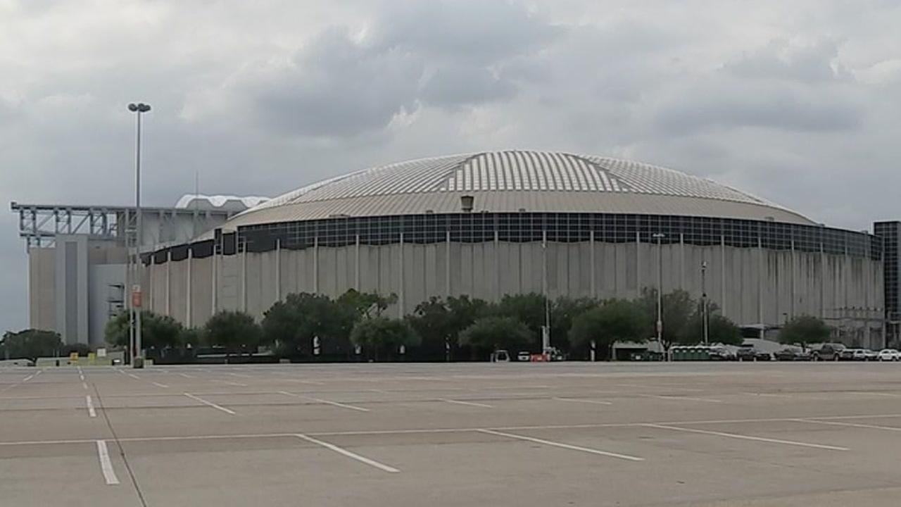 Astrodome party on April 9