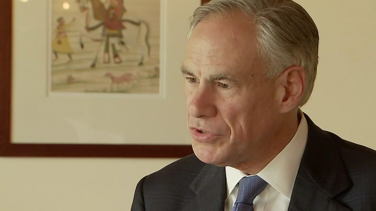 Governor Gregg Abbott talks business with India