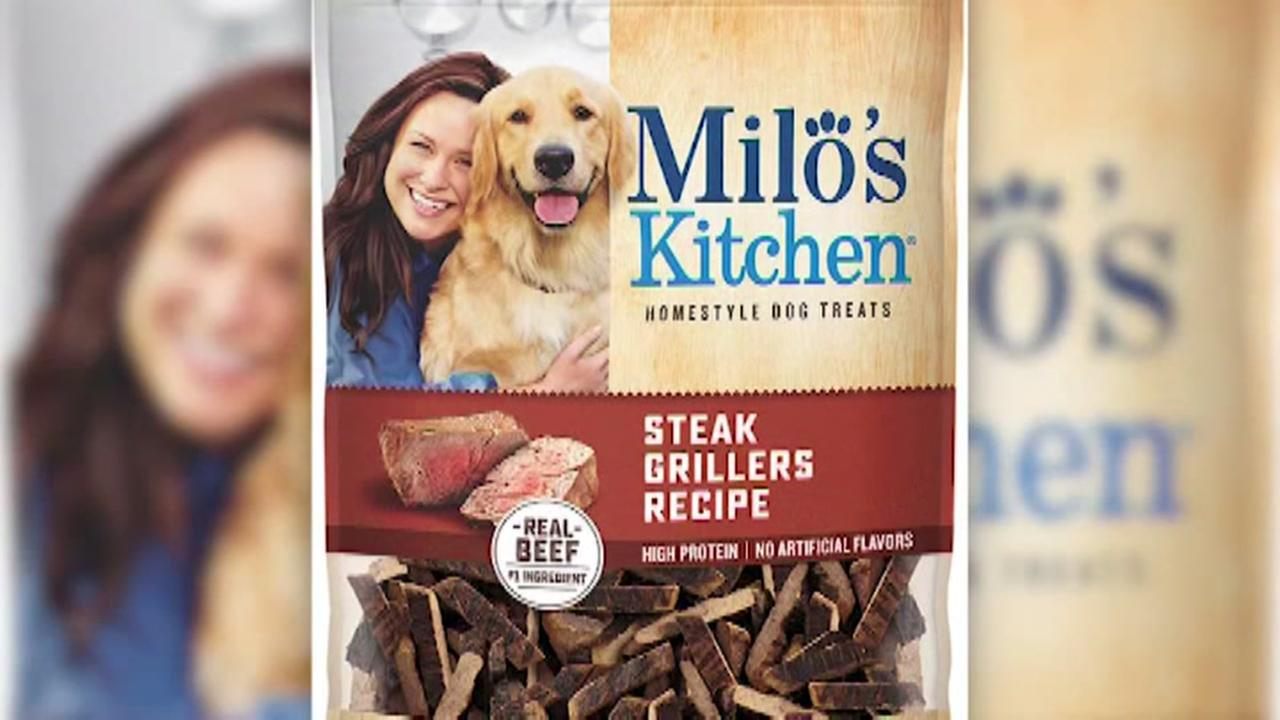 Milos kitchen recall