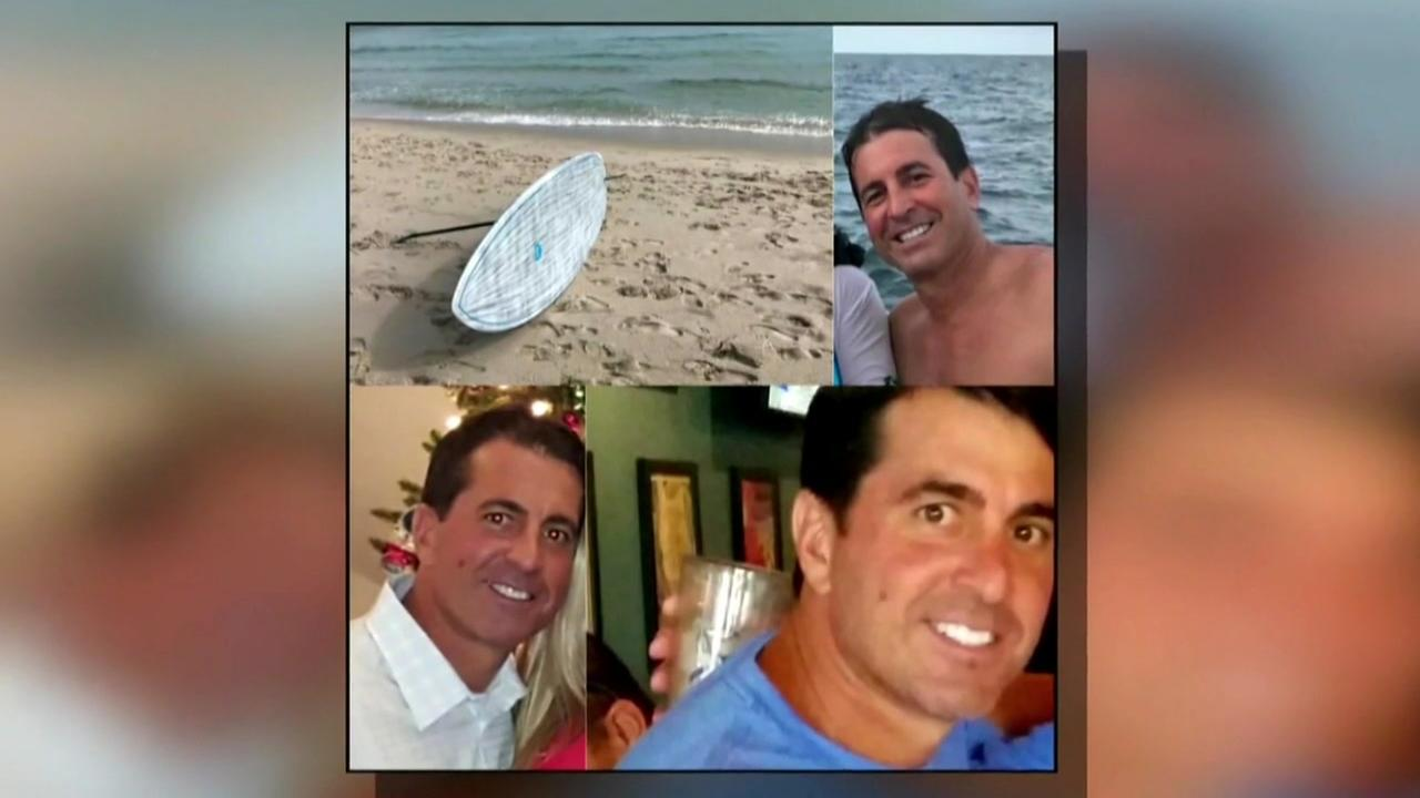Man mysteriously disappears while out paddleboarding