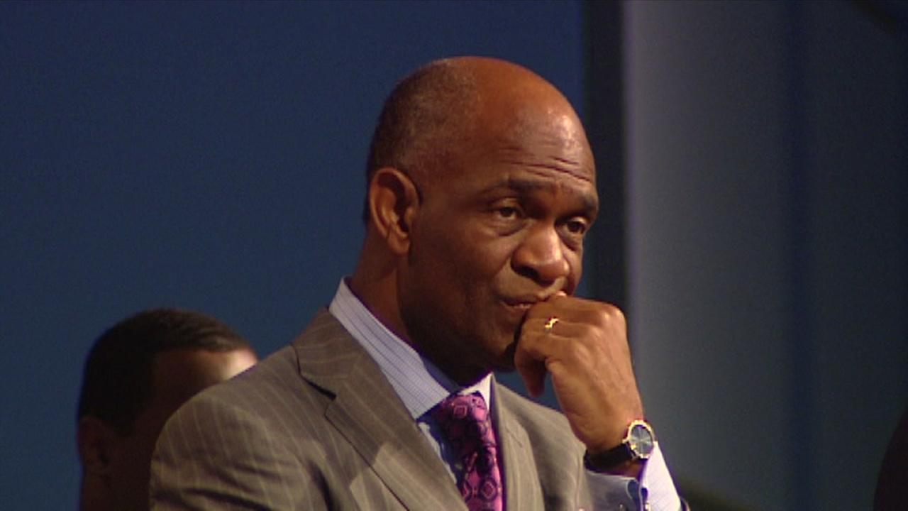 Houston megachurch pastor Kirbyjon Caldwell