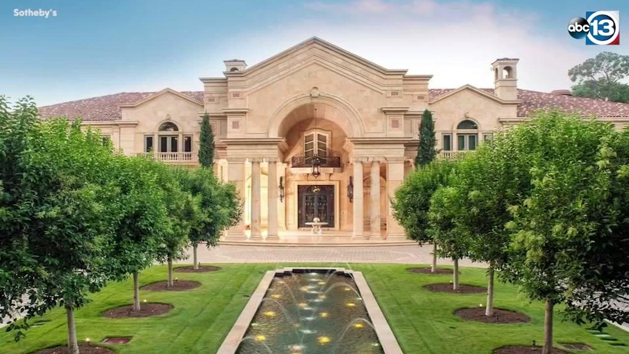Check out the most expensive home in Houston history