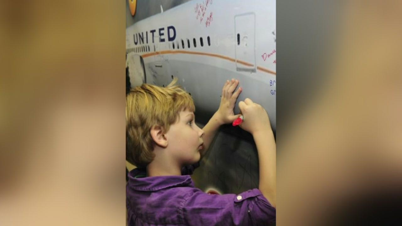 Wings for Autism helps families and kids learn to fly