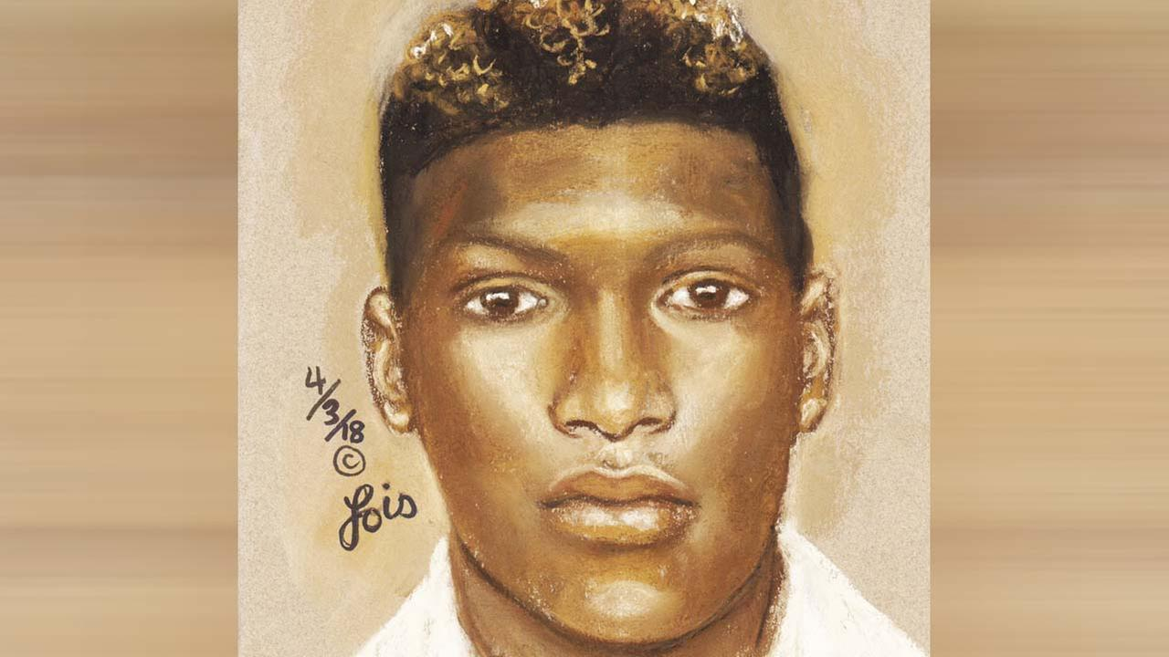 Police release sketch of suspect accused of killing 56-year-old man