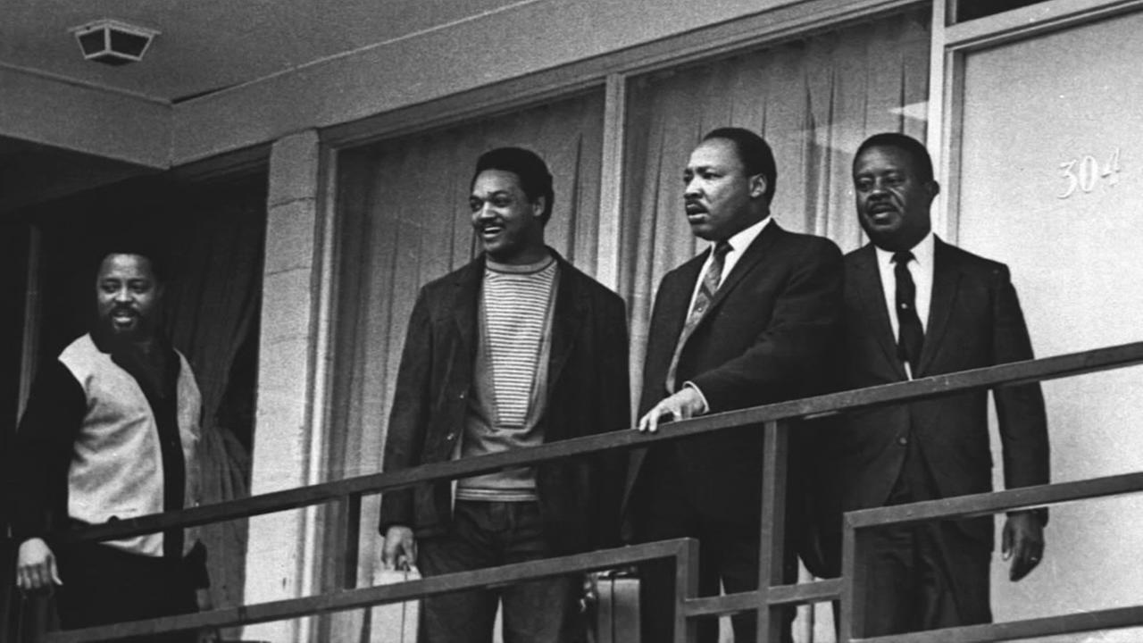 50 years later many remember the life of MLK Jr.