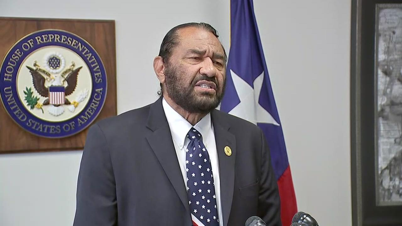 Al Green proposes bill to help deported constituent
