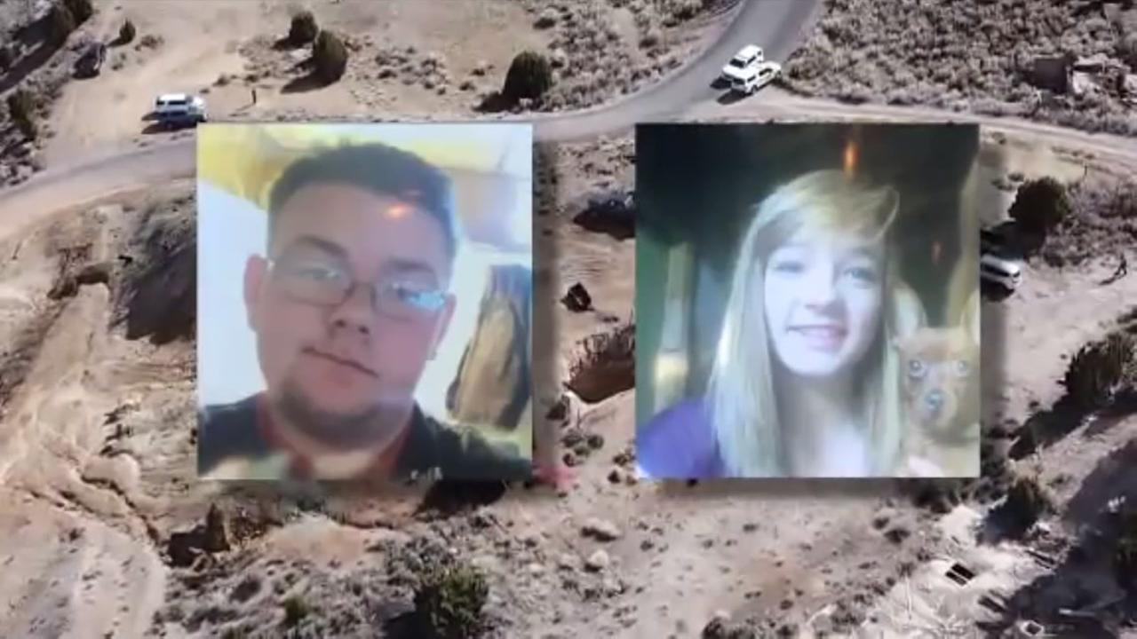 Suspect charged in murder of two teens found in mine shaft, appears in court