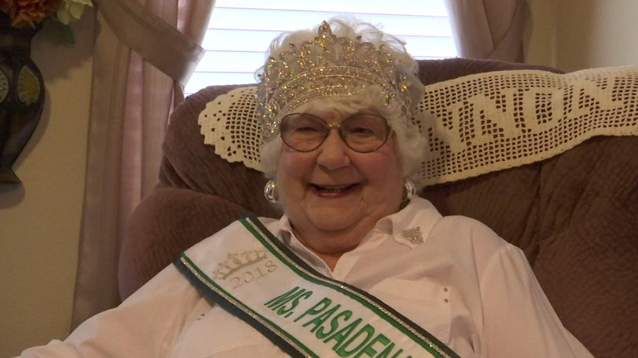 2018 Ms. Pasadena Senior on why she loves comedy