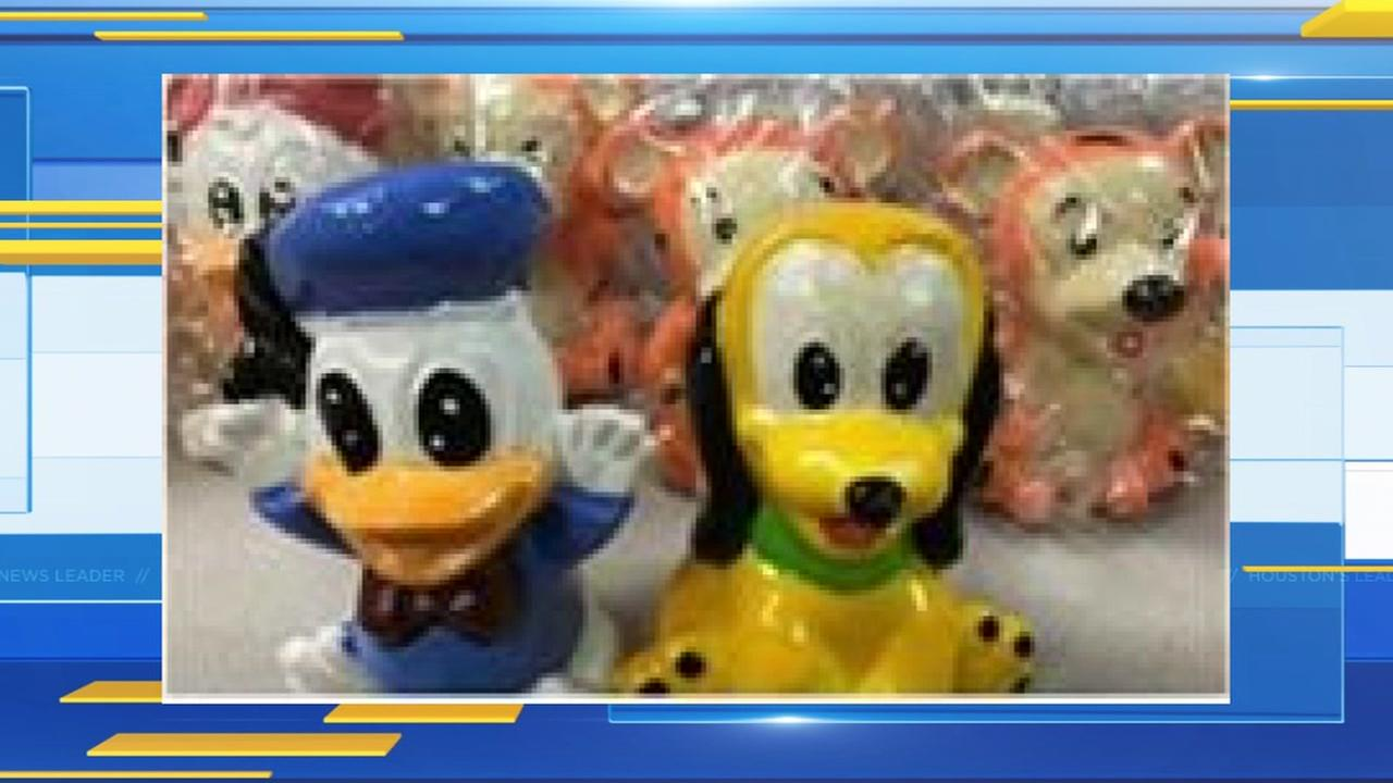 Meth found in Disney figurines