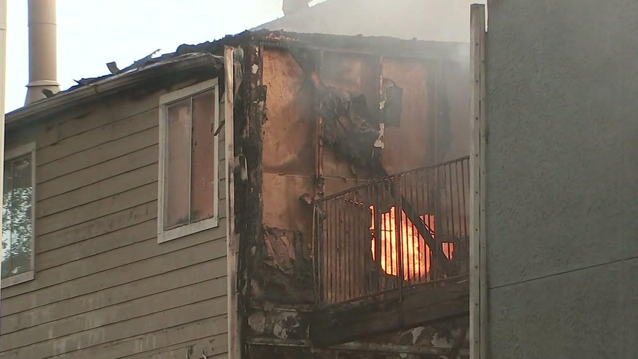 Neighbors spring into action to save residents from fire