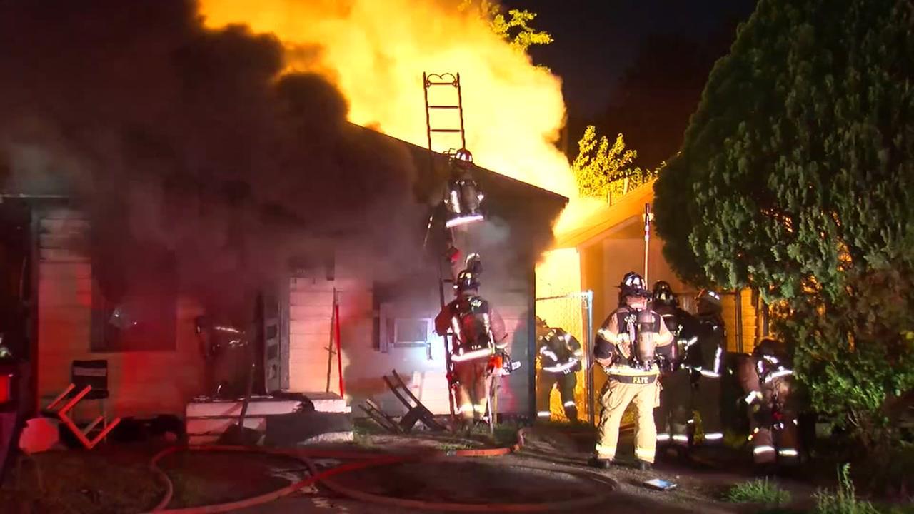 Bringhurst house fire