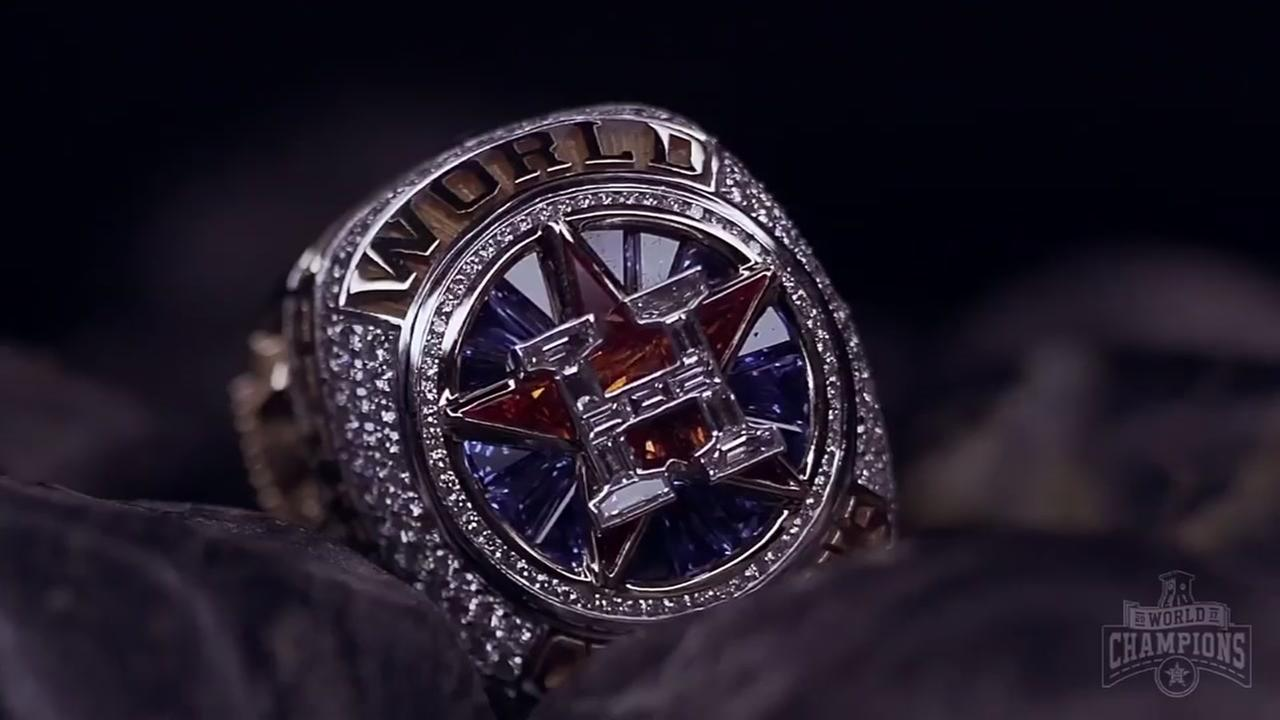 ASTROS FAN RING SELLS OUT