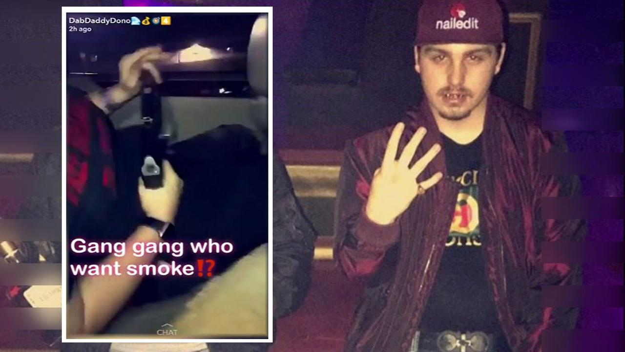Charges filed in latest Houston Snapchat shooting case