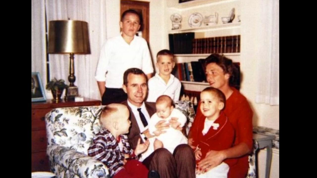 Barbara Bush: A Move to Houston