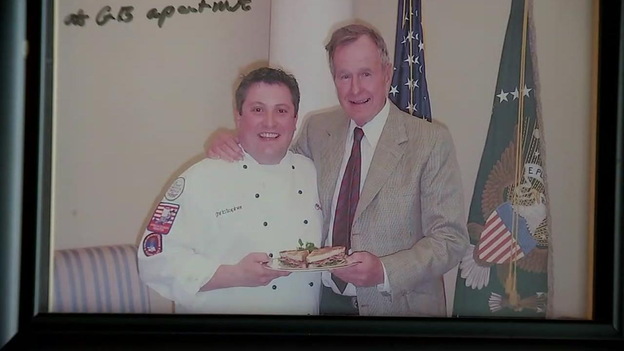 The Bushes chef remembers the former first lady
