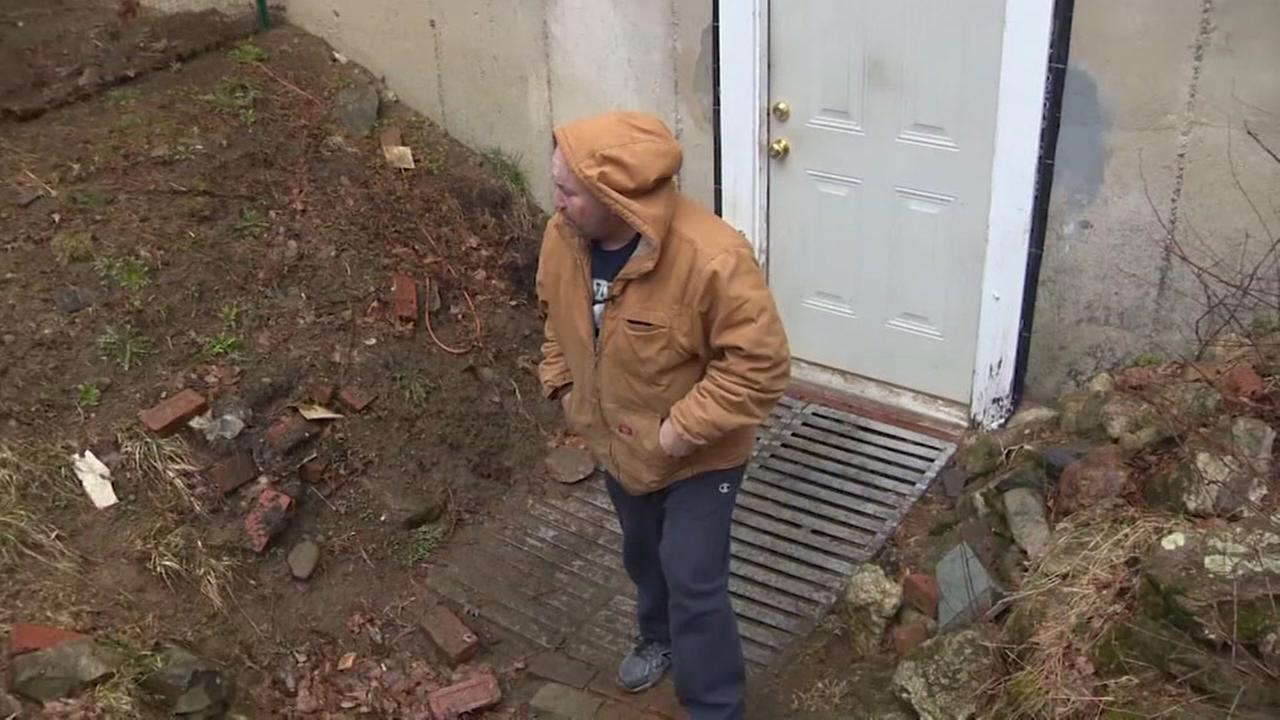 Man says he wrestled coyote during attack in his backyard