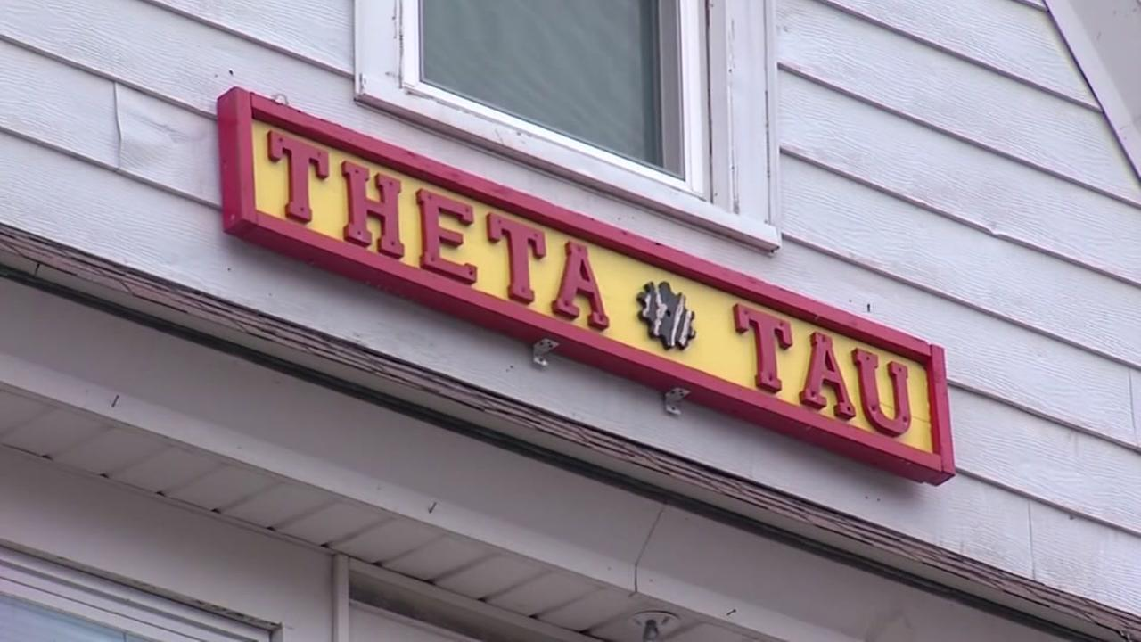 Fraternity suspended at Syracuse