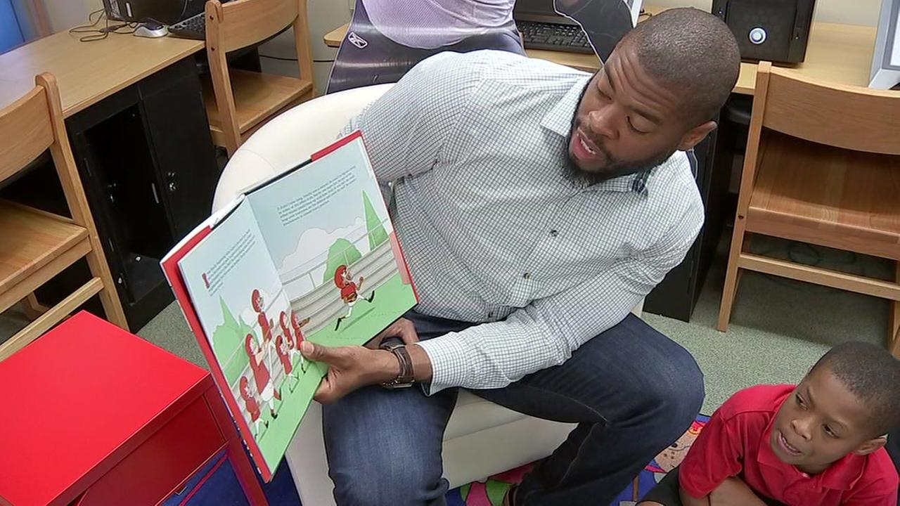 Wade Smith giving back to community